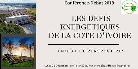 Conférence - Débat de l'AF2I billets