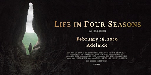 Movie Premier 'Life in Four Seasons' - Adelaide