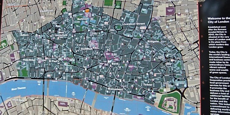 The future of London: walking tour of a traffic-free Square Mile tickets