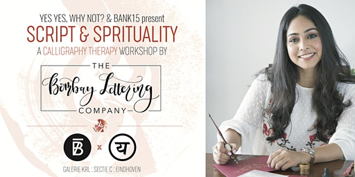 Script & Spirituality - A Calligraphy Workshop