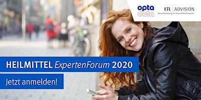 Heilmittel ExpertenForum 2020 Köln 22.04.2020