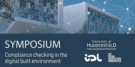 Symposium - Compliance Checking in the Digital Built Environment tickets