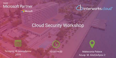 Cloud Security Workshop tickets