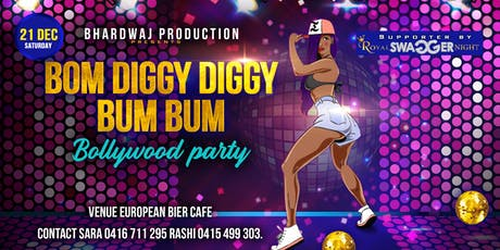 BOLLYWOOD BASH PARTY tickets