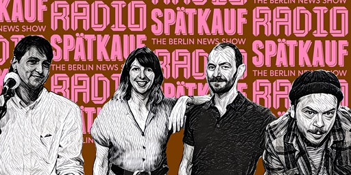 Radio Spaetkauf Podcast Recording January