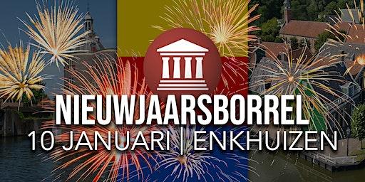 Nieuwjaarsborrel FVD Noord-Holland