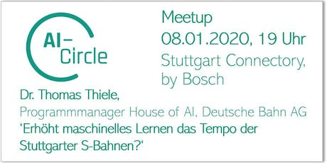 Drittes AI-Circle Meetup tickets