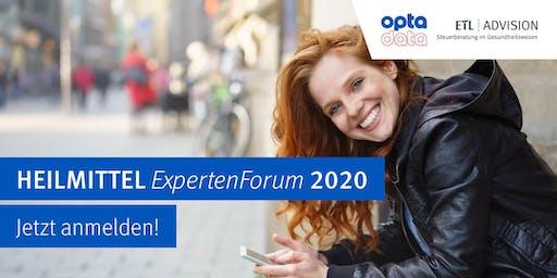 Heilmittel ExpertenForum 2020 Koblenz 20.05.2020
