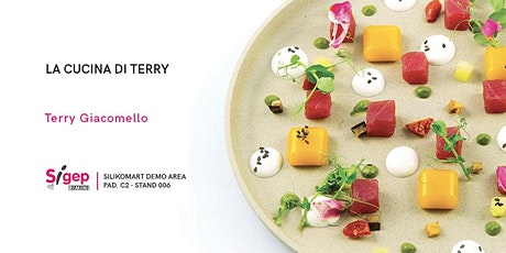 La cucina di Terry Giacomello biglietti