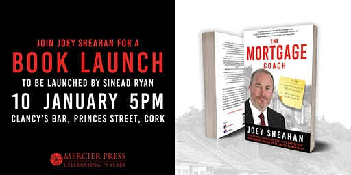 The Mortgage Coach by Joey Sheahan - Book Launch