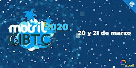 Congreso Internacional Blockchain CIBTC Motril 2020 entradas