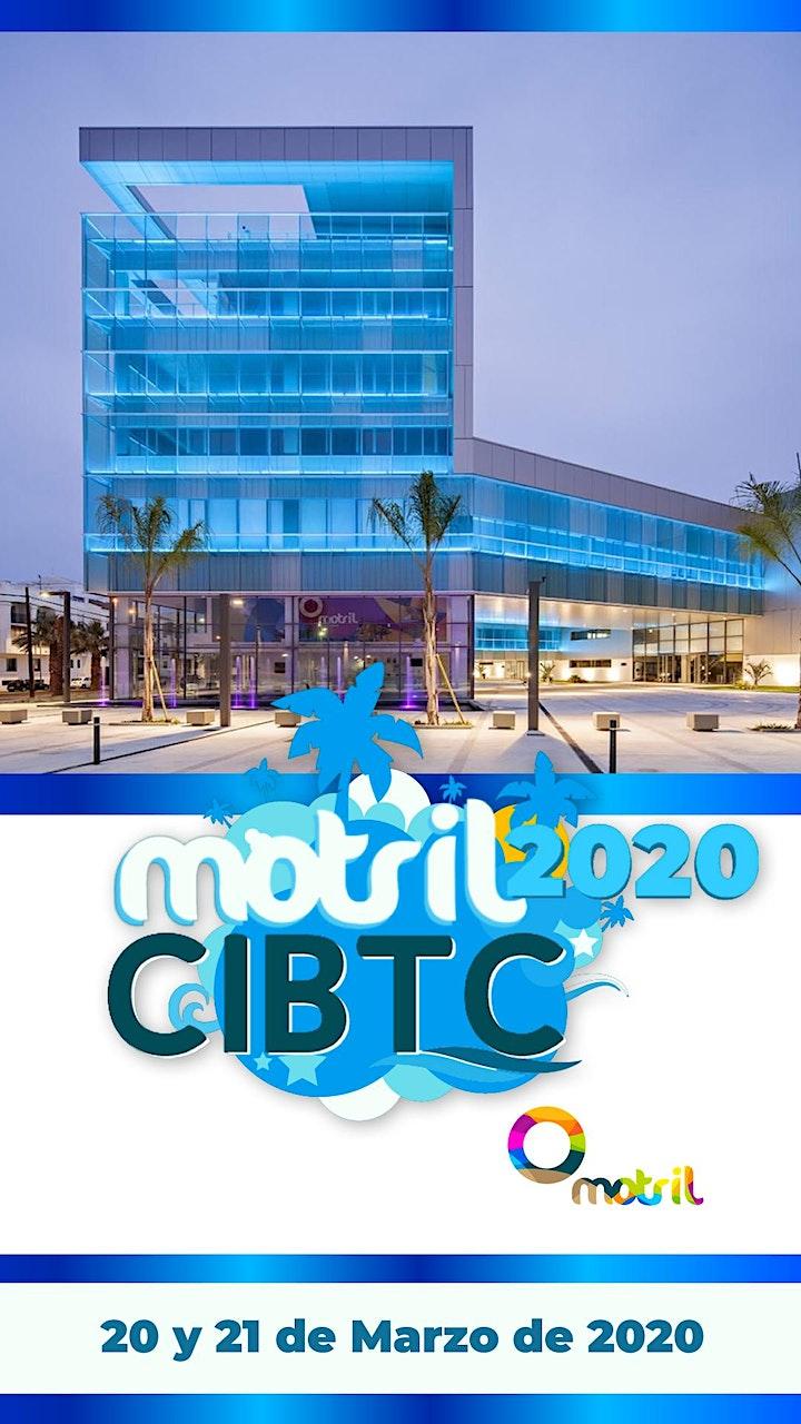 Imagen de Congreso Internacional Blockchain CIBTC Motril 2020