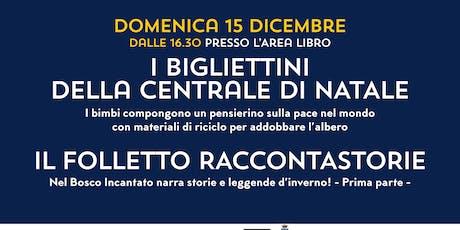 I BIGLIETTINI DELLA CENTRALE DI NATALE @NUOVETERRE,VIVI IL TERRITORIO! biglietti