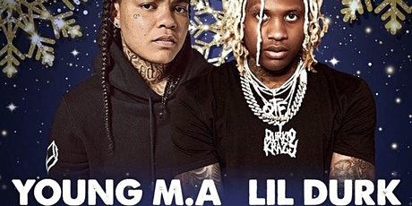 Young M.A & Lil Durk @ Noto Philly Dec 19 tickets