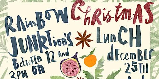 Rainbow Christmas Dinner