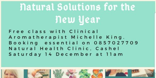 Natural Solutions for The New Year - FamilyHealth and  Emotional Wellbeing