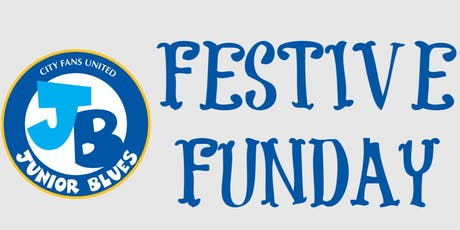 Junior Blues Festive Funday tickets