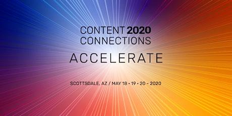 Content Connections NA 2020 - Scottsdale, AZ tickets
