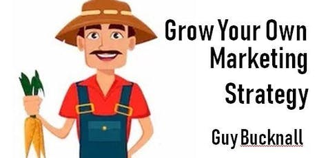 Grow Your Own Marketing Strategy (Newry) tickets
