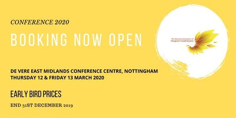 National Association of Hospice Fundraisers Annual Conference 2020 tickets
