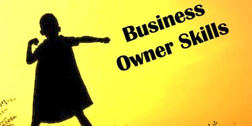 Bolton Business Owner Skills Workshop