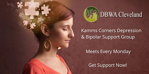 Depression And Bipolar  Support Group (Kamms Corners)