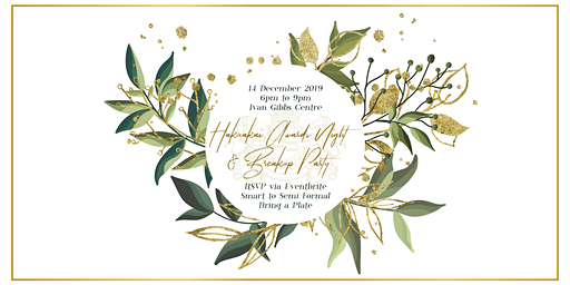 2019 Hakuakai Awards Night & Break Up Party