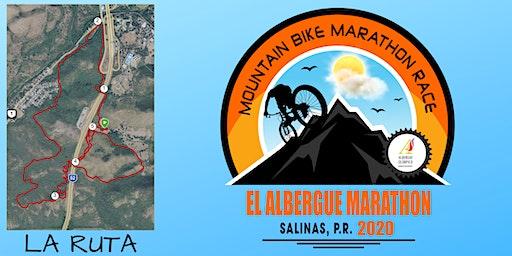 ALBERGUE OLÍMPICO MOUNTAIN BIKE MARATHON