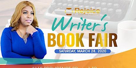 Writers Book Fair tickets