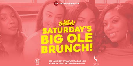 Get Brunch! : BIG OLE' BRUNCH PARTY tickets