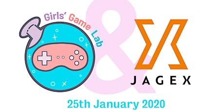 Girls Game Lab @ Jagex, Cambridge! tickets