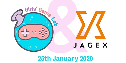 Girls Game Lab @ Jagex, Cambridge!