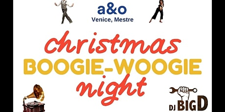 Christmas BOOGIE-WOOGIE Night tickets