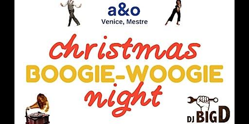 Christmas BOOGIE-WOOGIE Night