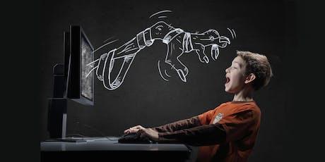 Mazzeo e Giovannetti illustrano la Legge sul bullismo e cyberbullismo biglietti