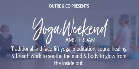 Great skin starts with a calm nervous system: A Yoga event by Michael Ryan tickets