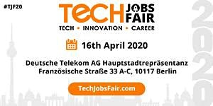 Tech Jobs Fair Berlin - 2020