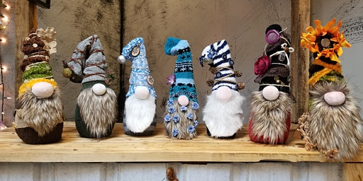 Make your own Gnomes