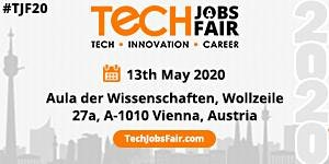 Tech Jobs Fair Vienna - 2020