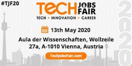 Tech Jobs Fair Vienna - 2020 tickets