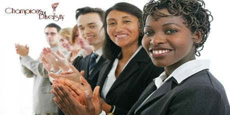 Charlotte Champions of Diversity Job Fair  tickets
