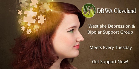 Depression And Bipolar Support Group (Westlake) tickets