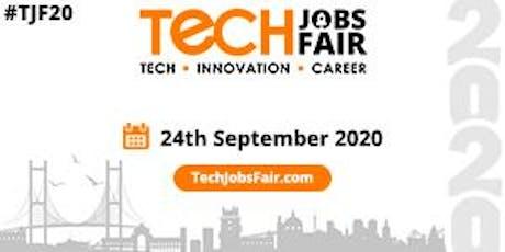 Tech Jobs Fair Lisbon - 2020 tickets