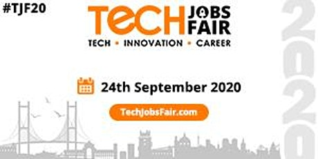 Tech Jobs Fair Lisbon - 2021 bilhetes