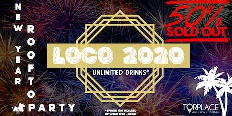 LOCO 2020 tickets