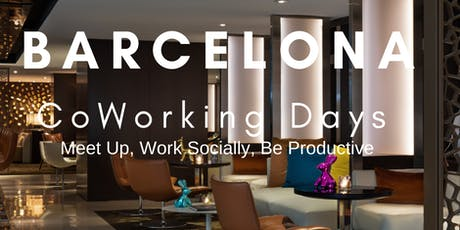 Barcelona CoWorking Days Christmas Work Party tickets