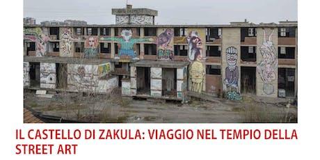 """Presentazione """"La Fabbrica della Streetart"""" biglietti"""