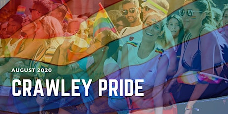 Crawley Pride tickets
