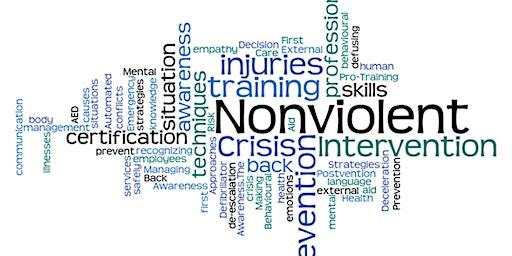 Non-Violent Crisis Intervention - January Session