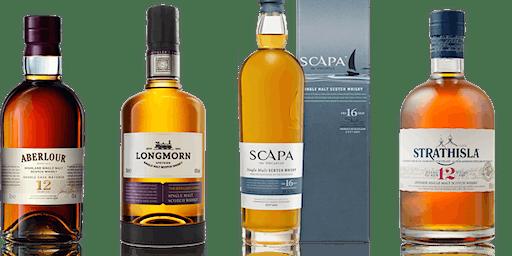 Single Malt Whisky Tasting at the Schooner